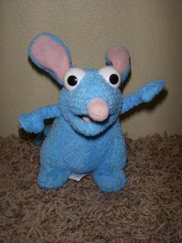 """Disney's Tutter From Bear in the Big Blue House 5"""" Plush Doll"""