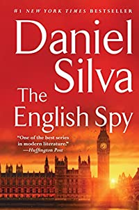 The English Spy by Daniel Silva ebook deal