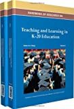 Handbook of Research on Teaching and Learning in K-20 Education, Victor C.X. Wang, 1466642491