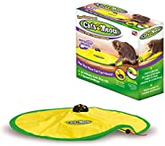 Cat's Meow- Motorized Wand Cat Toy, Automatic 30 Minute Shut Off, 3 Speed Settings, The Toy Your Cat Can&#