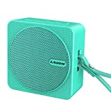 Avantree Bluetooth Shower Speaker 4.2, Portable Wireless Mini Speaker Supports Micro SD Card with Clear Sound, IPX6 Waterproof for Outdoor Sport Travel Hiking and Beach, 10 Hours Music Time – SP950 [1 Year Warranty]