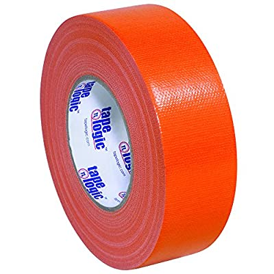 "BOX USA BT987100RN Orange Tape Logic Duct Tape, 10 mil, 2"" x 60 yd. (Pack of 24) from BOX USA"