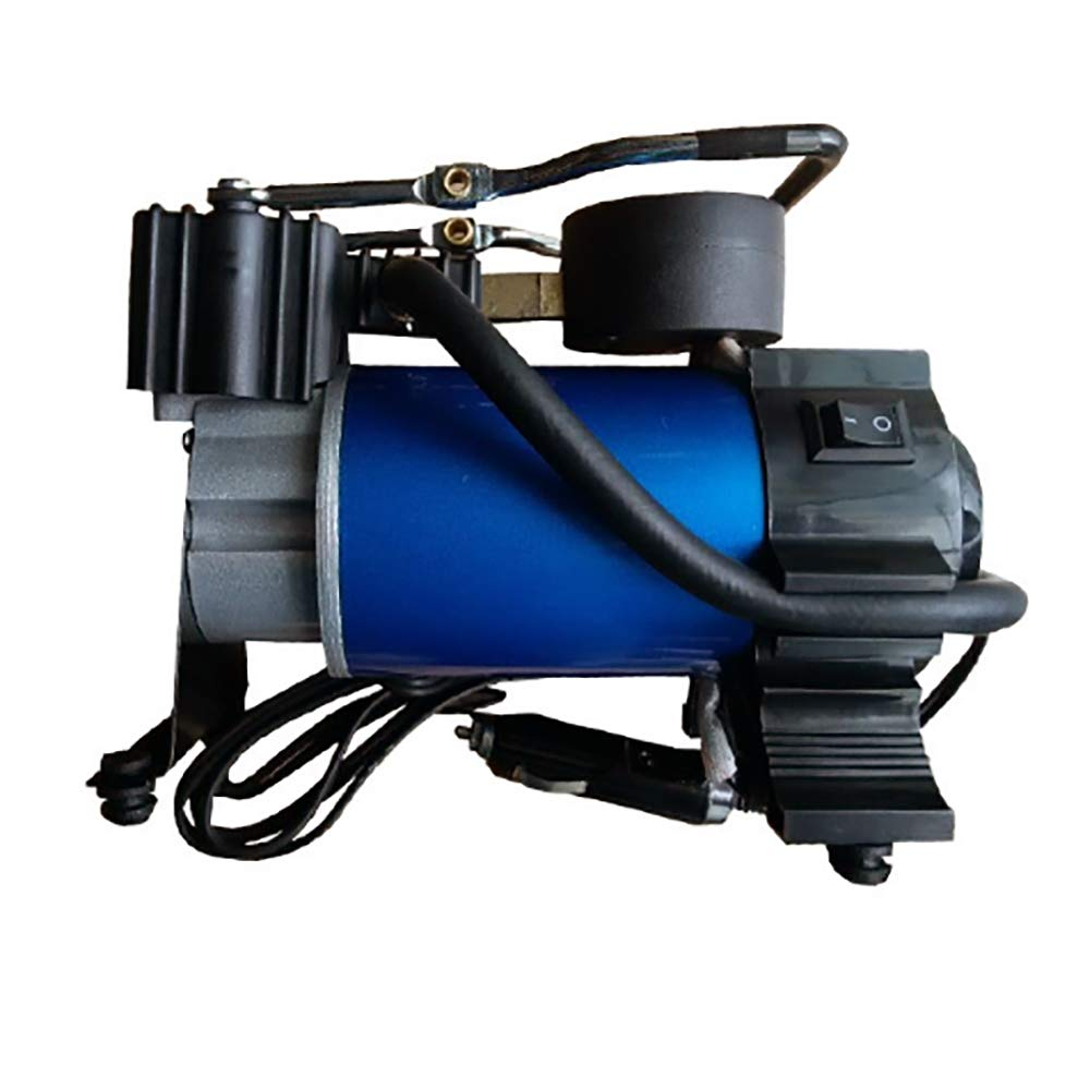 XPZ00 Auto-Luftpumpe tragbare 12V-Einzelzylinder-Digitalanzeige mit Licht