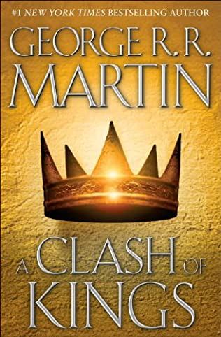 book cover of A Clash of Kings