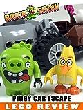 LEGO Angry Birds Piggy Car Escape Review (75821)