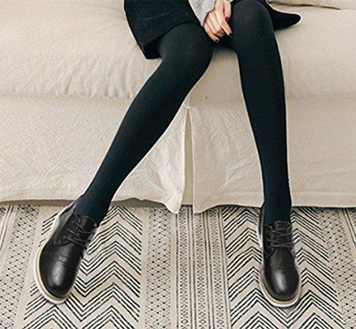 Ms. primavera e l'autunno casuali scarpe ascensore scarpe donna scarpe singolare femminile piane piccole signore del college Shoes , US7.5 / EU38 / UK5.5 / CN38