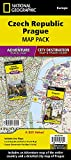 Czech Republic, Prague [Map Pack Bundle] (National Geographic Adventure Map)