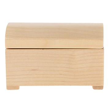 P PRETTYIA Miniatur Holz Möbel Zubehör Für 1/12 Puppenhaus Wohnzimmer  Schlafzimmer Dekoration   Aufbewahrungsbox