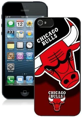 Chicago Bulls iPhone 5 Coque iPhone 5S Coque NBA étuis de ...