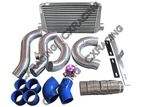 cxracing Intercooler tuberías BOV Kit para 98 - 05, Lexus GS300 2jz-gte Stock Turbo: Amazon.es: Coche y moto