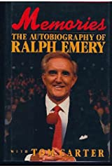 Memories the Autobiography of Ralph Emery Hardcover
