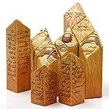 Enesco Pillars of Heaven, 10-Inch, Nativity Set, Set of 9