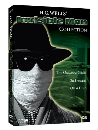 Invisible Man: The Complete Series by MPI