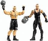 Best Mattel Of Undertakers - WWE Battle Pack Series #30 - Brock Lesnar Review