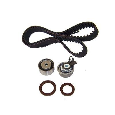 DNJ TBK120 Timing Belt Kit for 2006-2012 / Hyundai, Kia/Elantra, Soul, Spectra, Spectra5, Sportage, Tiburon, Tucson / 2.0L / DOHC / L4 / 16V / 1975cc: Automotive