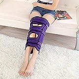 Legs Correction Bands Adult Children Bowed Leg Straightening X/O Type Valgus Knee Corrected Belts Posture Corrector,Purple