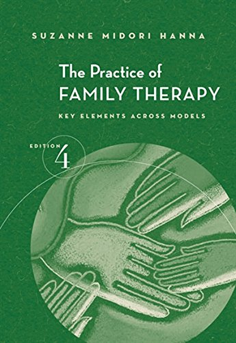 The Practice of Family Therapy: Key Elements Across Models (SAB 230 Family Therapy) ()