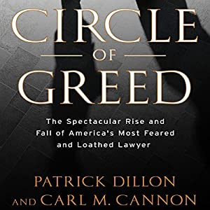 Circle of Greed Audiobook