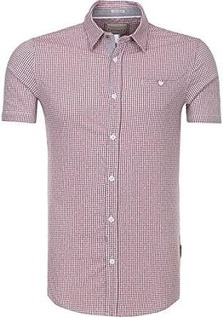 Guess Camisa Rosa L: Amazon.es: Ropa