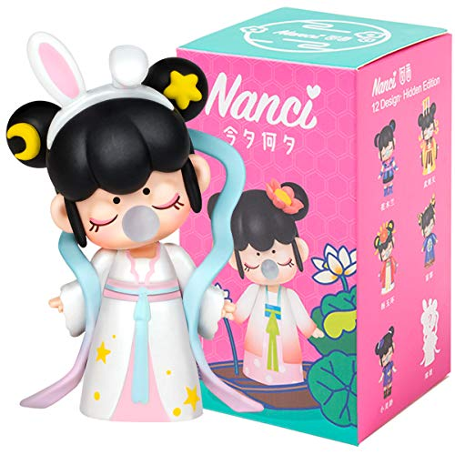 Rolife Dolls Chinese Style Action Figure Collectible Toys for Girls Women Gift (Single Blind Box)