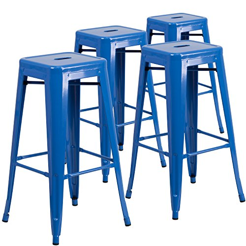 flash-furniture-4-pk-30-high-backless-blue-metal-indoor-outdoor-barstool-with-square-seat