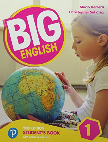 Big English 1 Student Book with Online Resources: Student's Book With Online Resources - American Edition