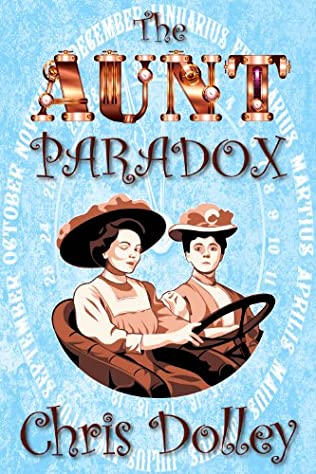 book cover of The Aunt Paradox
