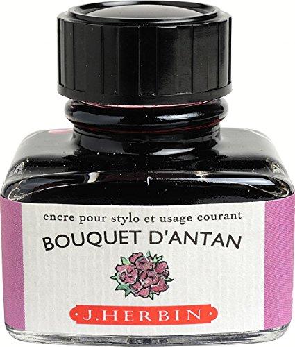 J. Herbin Fountn Pen Ink 30Ml Bouquet D'antan