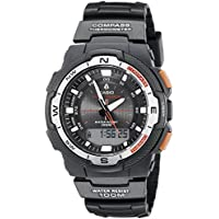 Casio Analog & Digital Sport Men's Watch (Black)