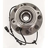 SKF BR930502 Front Wheel Bearing and Hub Assembly