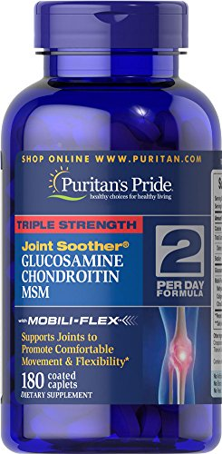 triple strength glucosamine