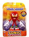 Sonic the Hedgehog Exclusive 6 Inch Bendable Action Figure Knuckles The Echidna Over 25 Points of Articulation!
