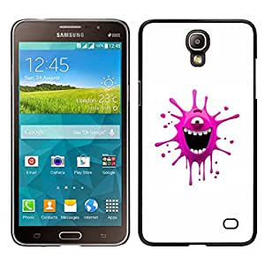 """For Samsung Galaxy Mega 2 , S-type Monstruo rosado divertido"""" - Arte & diseño plástico duro Fundas Cover Cubre Hard Case Cover"""