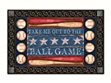 Magnet Works, Ltd. Studio-M MatMate - Baseball Season