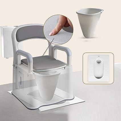 XYL Inodoro portátil, Inodoro móvil/Camping WC para, Inodoro ...