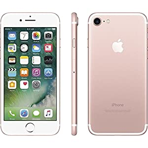 Apple iPhone 7 32 GB Unlocked, Rose Gold US Version
