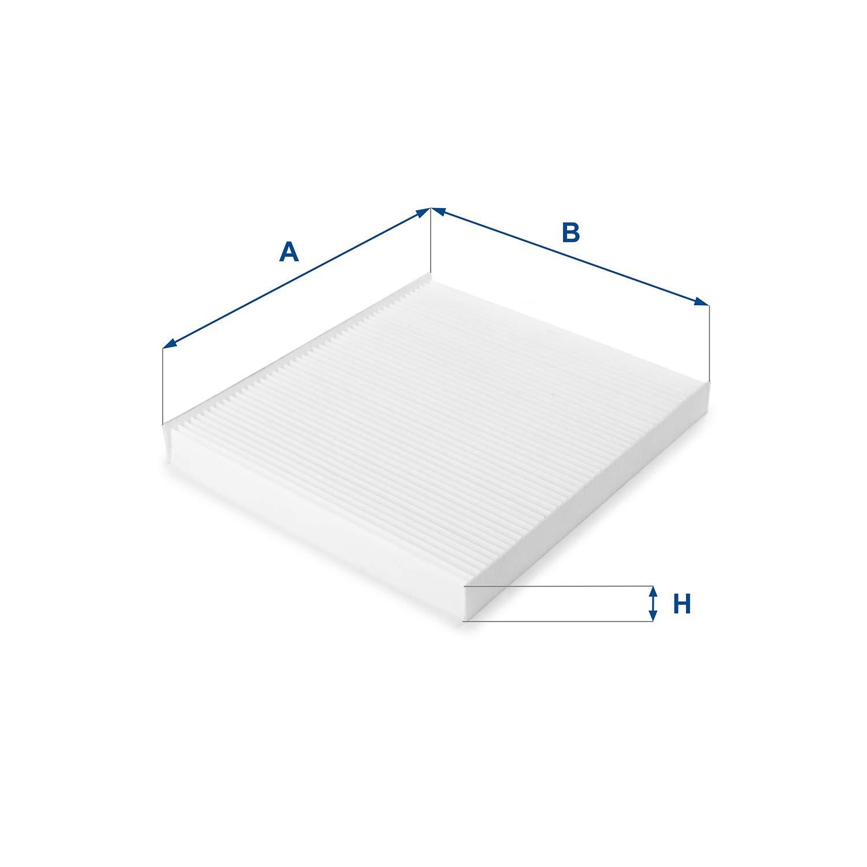 UFI Filters 53.209.00 Filtro De Aire Habitaculo