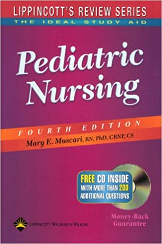 Lippincotts review series pediatric nursing 9781582553498 lippincotts review series pediatric nursing fourth edition fandeluxe Image collections