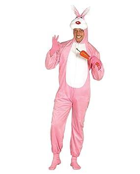 Horror-Shop Traje de conejo rosa: Amazon.es: Juguetes y juegos