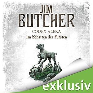 Im Schatten des Fürsten (Codex Alera 2) Hörbuch von Jim Butcher Gesprochen von: Nils Nelleßen