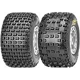 ITP Turf Tamer MX Tire - Rear - 18x10x8 , Position: Rear, Tire Size: 18x10x8, Rim Size: 8, Tire Type: ATV/UTV, Tire Ply: 2, Tire Application: Race 6P0053
