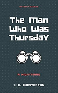 The Man Who Was Thursday by G. K. Chesterton ebook deal