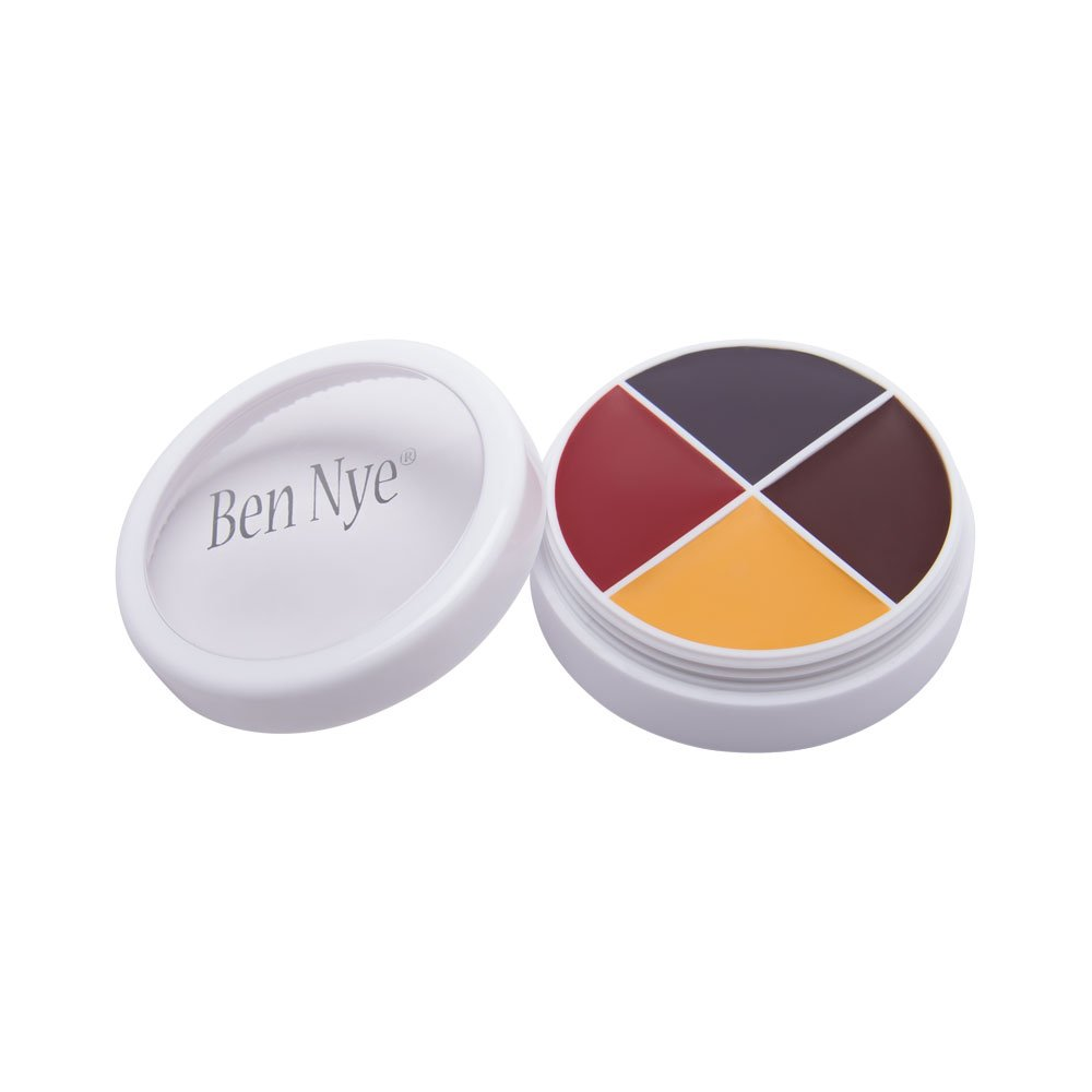 Ben Nye F/X Color Wheel, Bruises & Abrasions