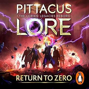 Return to Zero: Lorien Legacies Reborn (Audio Download