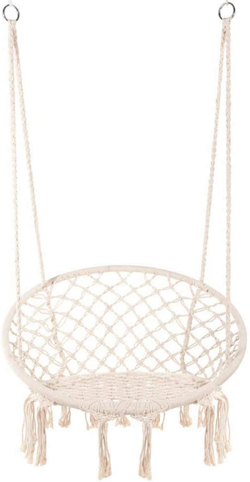 Fuse Everlar ® Hanging Chair Swing Spring SetMade in EUwith Swivel