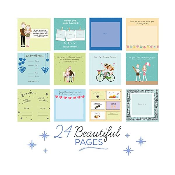 Best Boyfriend Ever Memory Book The Romantic Anniversary Gift Idea For Your BF Will Love This Cute Unique Present His Birthday