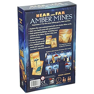 Near and Far: Amber Mines: Toys & Games