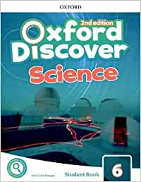 Oxford Discover Science: Level 6: Student Book with Online