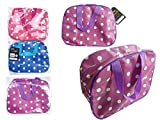 Toiletries Travel Bag Size: 10.3'' x 8'' x 4.5'' , Case of 288