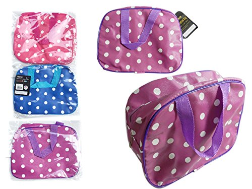 Toiletries Travel Bag Size: 10.3'' x 8'' x 4.5'' , Case of 288 by DollarItemDirect